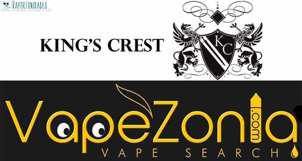 King Crest - Ya en Vapezonia