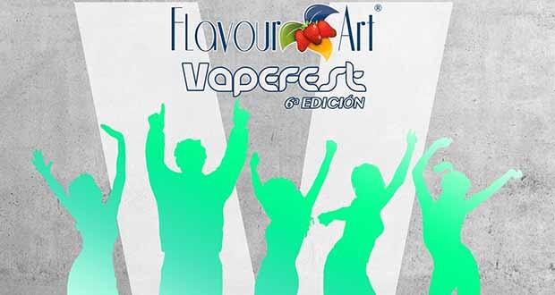 Vapefest - Fiesta en FlavourArt