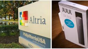 Altria Gets 35% Stake in Juul
