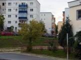 Sozialbauten in der Umgebung von Christiana