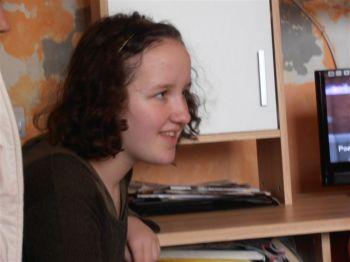 Cristina, Patenkind aus Pată Rât