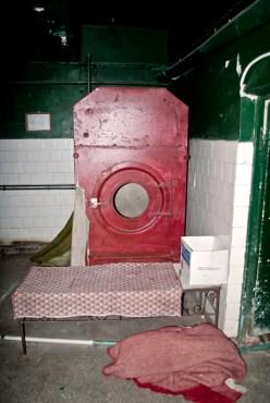 Alte Internatswaschküche