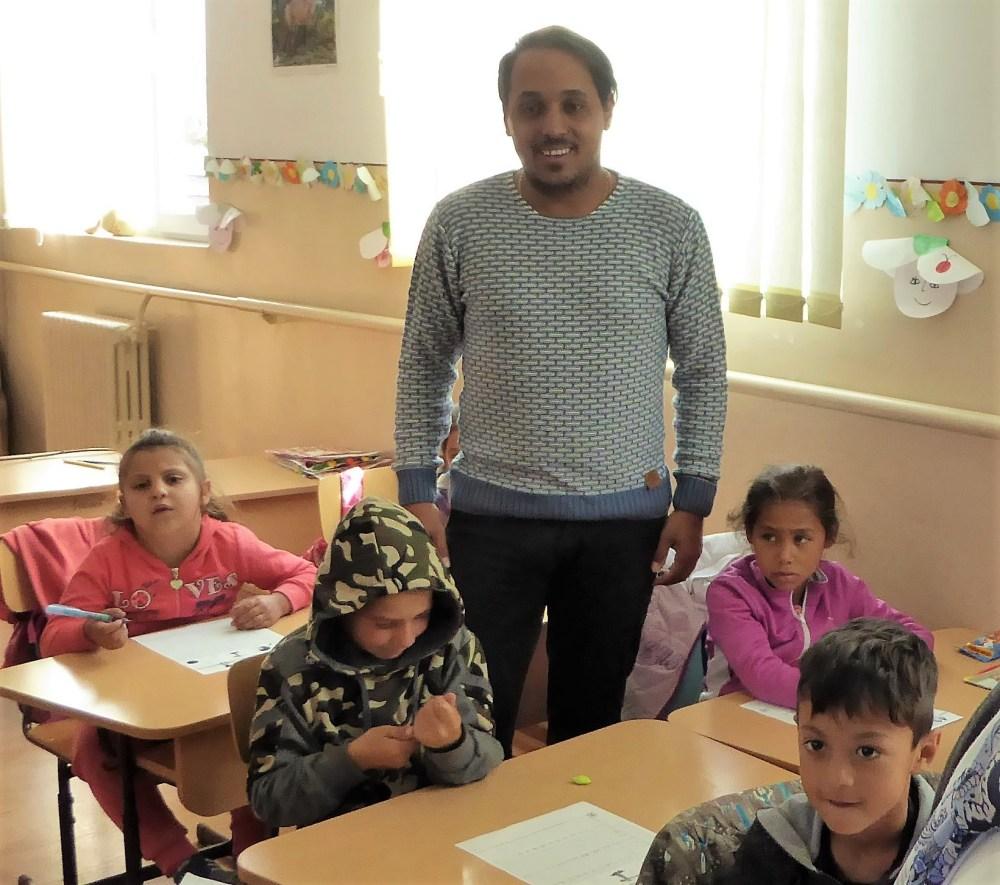Reisebericht - Schule Traian Darjan