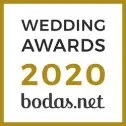 Vara Restaurante & Eventos, ganador Wedding Awards 2019 Bodas.net