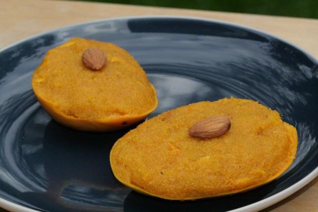 Ambe Rava - making the most of Alphonso mangoes