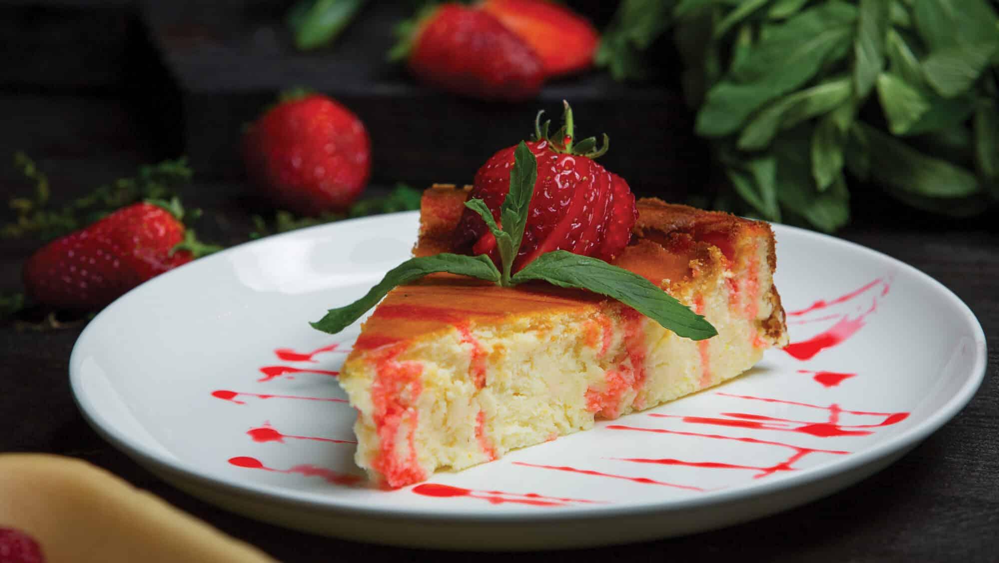 Receita de cheesecake japonês – 3 ingredientes