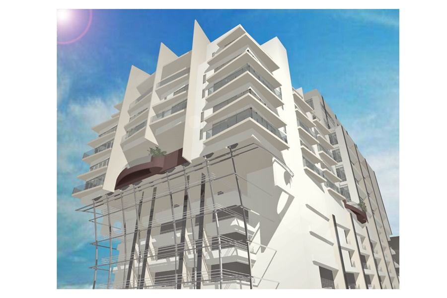 Santurce Mixed Use Development - VArchitecture