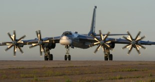 Tupolev Tu-95M - Bear