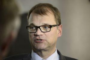 Juha Sipilä, forsætisráðherra Finna.