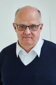 Berndt Körner, varaforstjóri Frontex, Landamærastofnunar Evrópu,.
