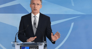 Jens Stoltenberg. framkvæmdastjóri NATO.