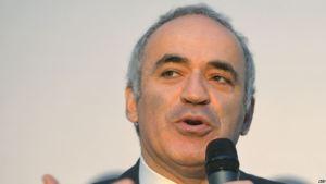 Gary Kasparov.