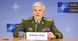 Petr Pavel hershöfðingi.
