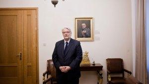 Witold Waszczykowski, utanríkisráðherra Póllands.