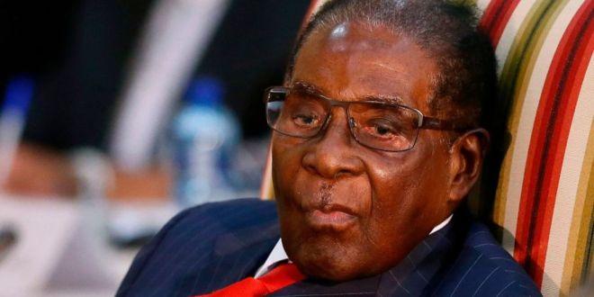Einræðisherrann Robert Mugabe verður vináttusendiherra WHO