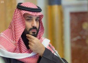 Muhammad bin Salman, krónprins í Sádi-A