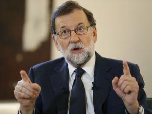 Mariano Rajoy, forsætisáðherra Spánar.