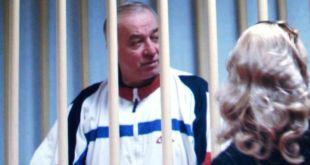 Sergei Skripal þegar hann hafði verið dæmdur í 13 ára fangelsi árið 2013.