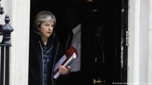 Theresa May, forsætisráðherra Breta.
