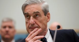 Robert S. Mueller, sérstakur saksóknari.
