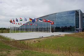 Nýjar höfuðstöðvar NATO í Brussel.