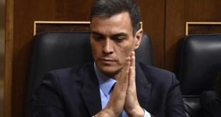 Pedro Sánchez, forsætisráðherra Spánar.