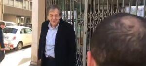 Alain Finkielkraut í París laugardaginn 16. febrúar.