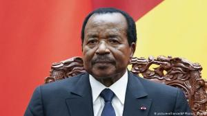 Paul Biya, forseti Kamerún.