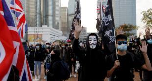Hong Kong hefur lengi logað vegna mótmæla.