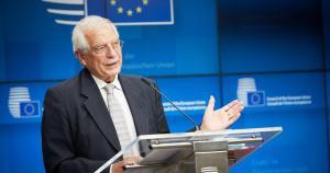 Josep Borrell, utanríkismálastjóri ESB.
