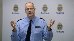 Mats Löfving, aðstoðar-ríkislögreglustjóri Svíþjóðar.