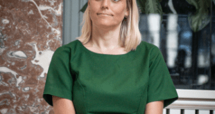 Trine Bramsen, varnarmálaráðherra Dana.