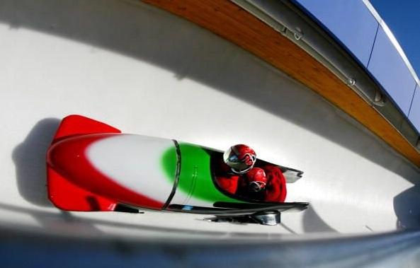 Roberto Tamés, equipo mexicano de bobsled, Juegos Olímpicos de Invierno