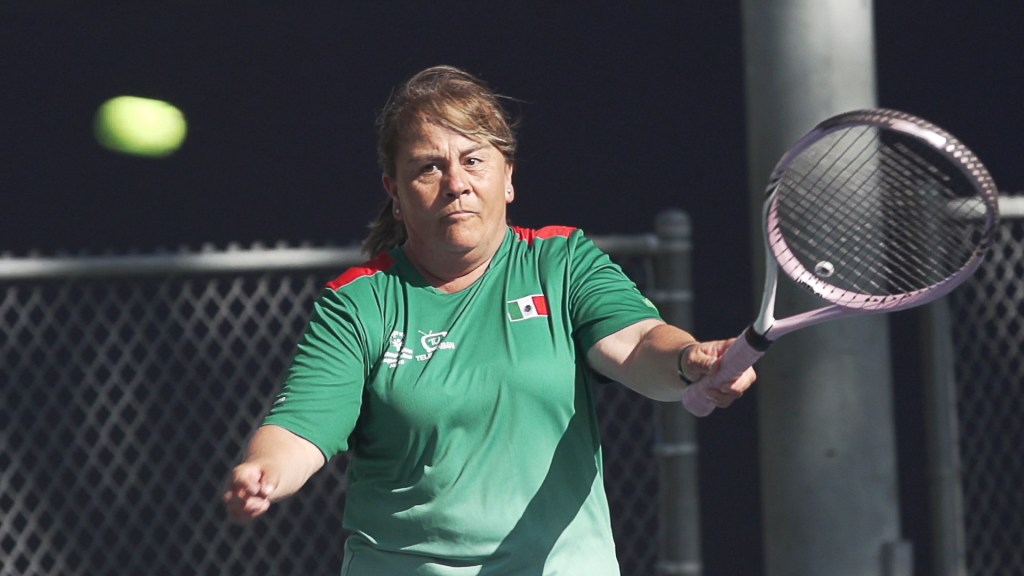 Special Olympics México tenis