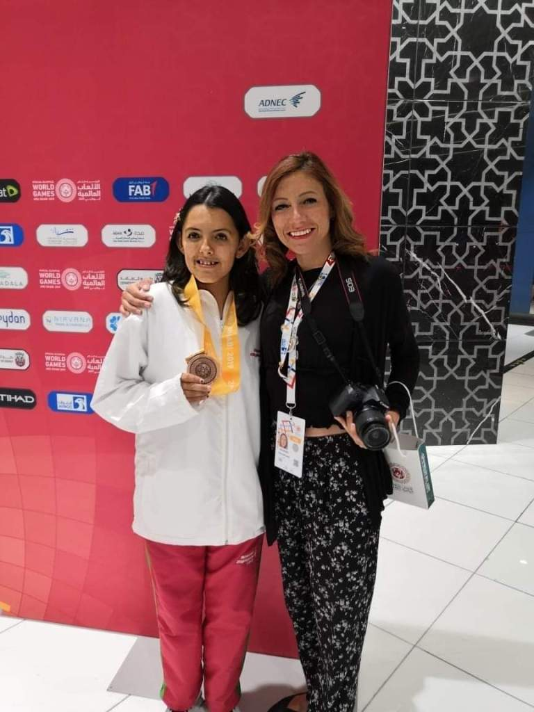 Special Olympics México Patricia Martinelli