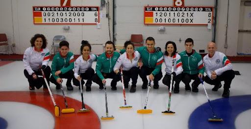 Curling Selección Mexicana