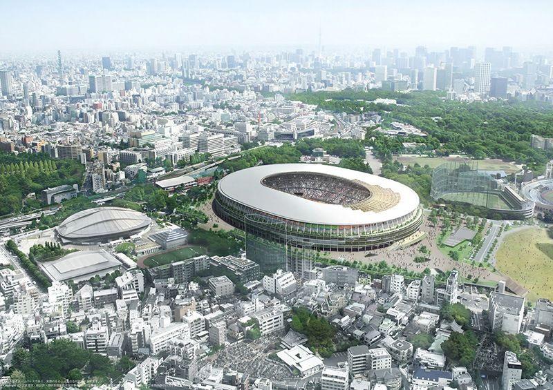 Estadio Nacional de Tokio 2021