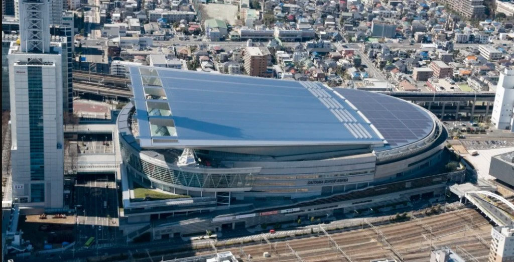 Super Arena Saitama