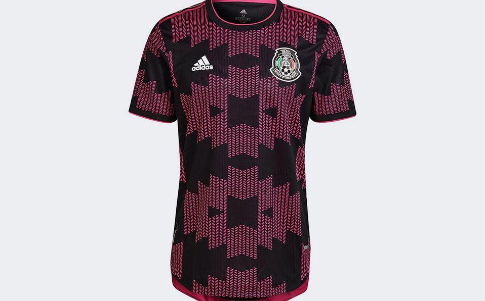 México playera 2021