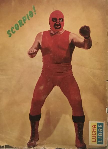 Scorpio luchador