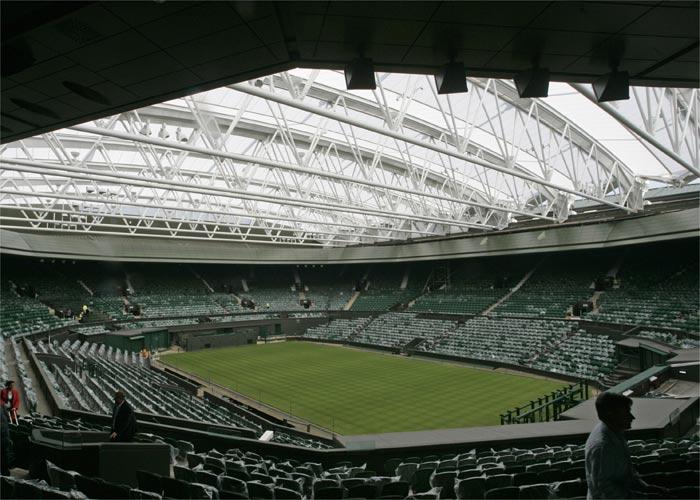 Wimbledon cancha principal