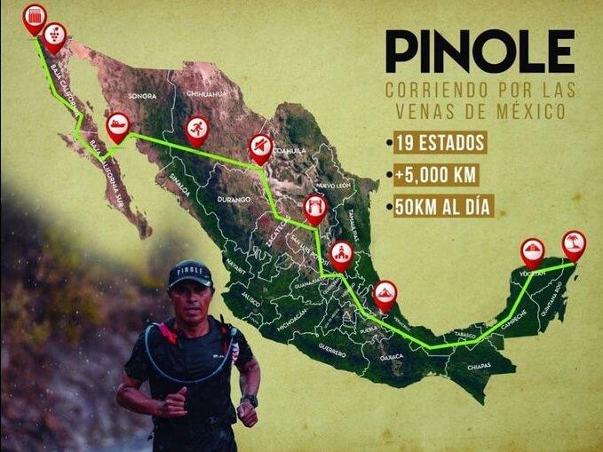 Germán Silva, Proyecto Pinole