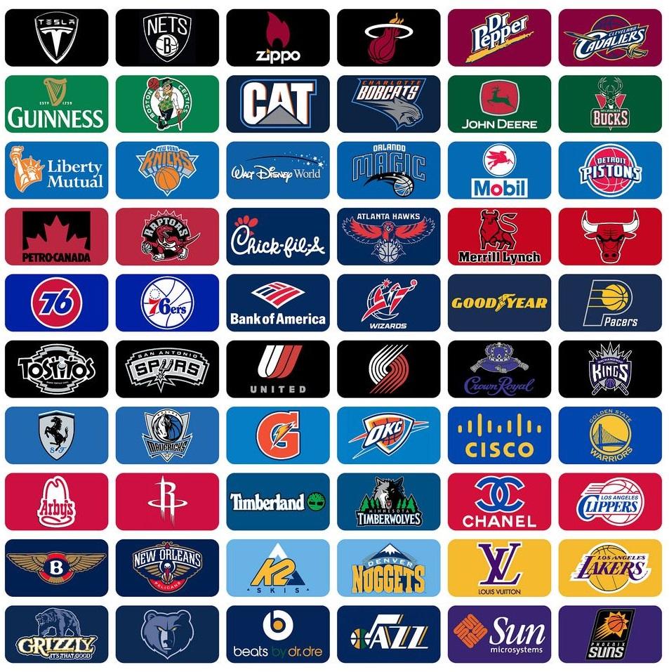 NBA patrocinios