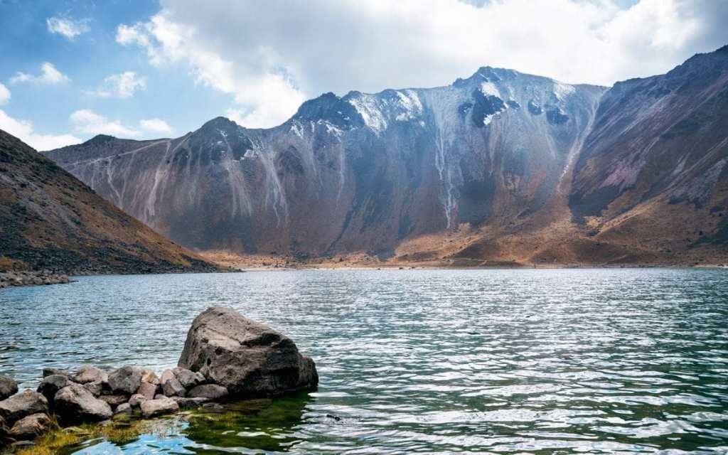Lagunas, Nevado de Toluca