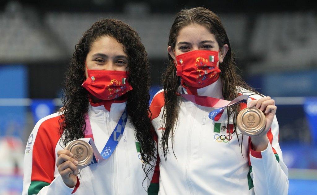 Alejandra Orozco y Gabriela Agundes,
