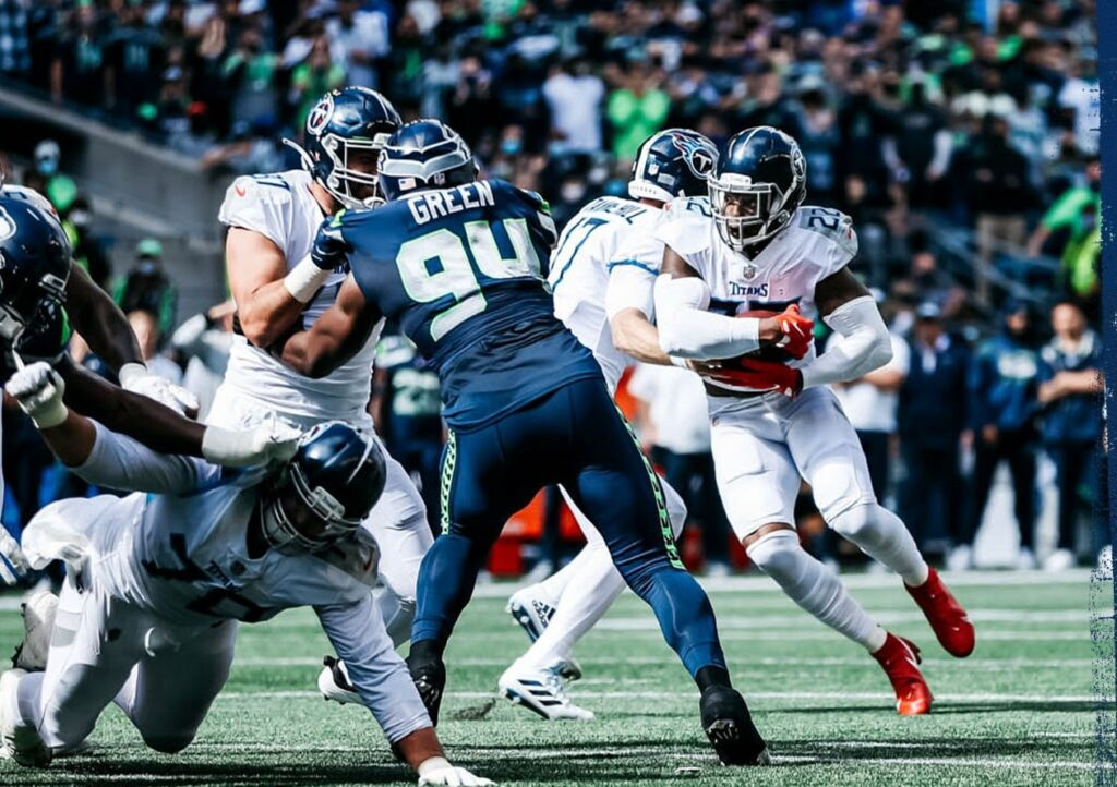Titans vs Seahawks