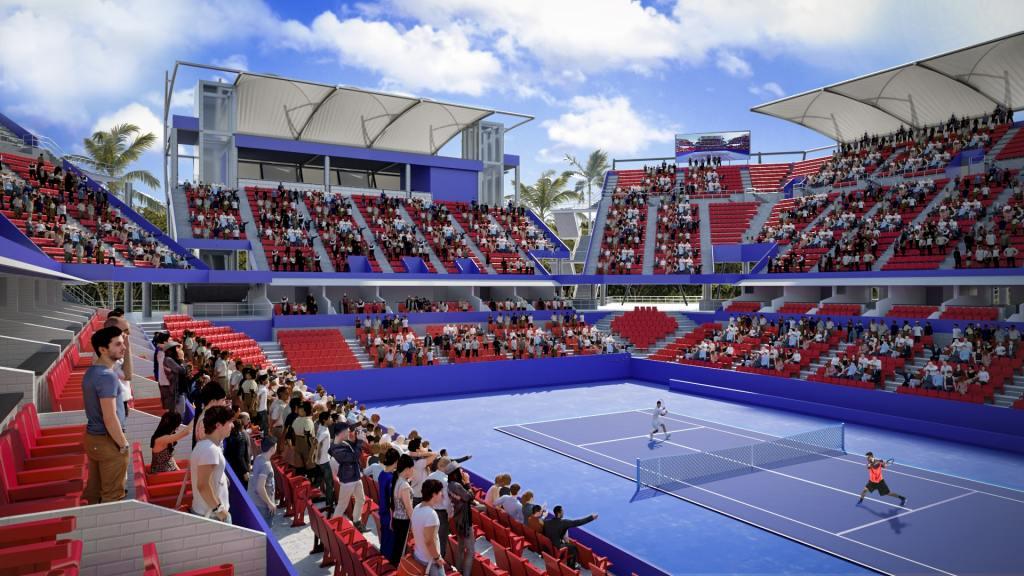 Arena GNP Abierto Mexicano de Tenis