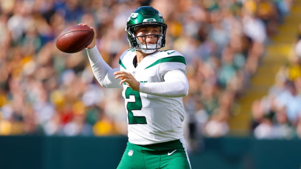 Zach Wilson, transición quarterbacks novatos NFL