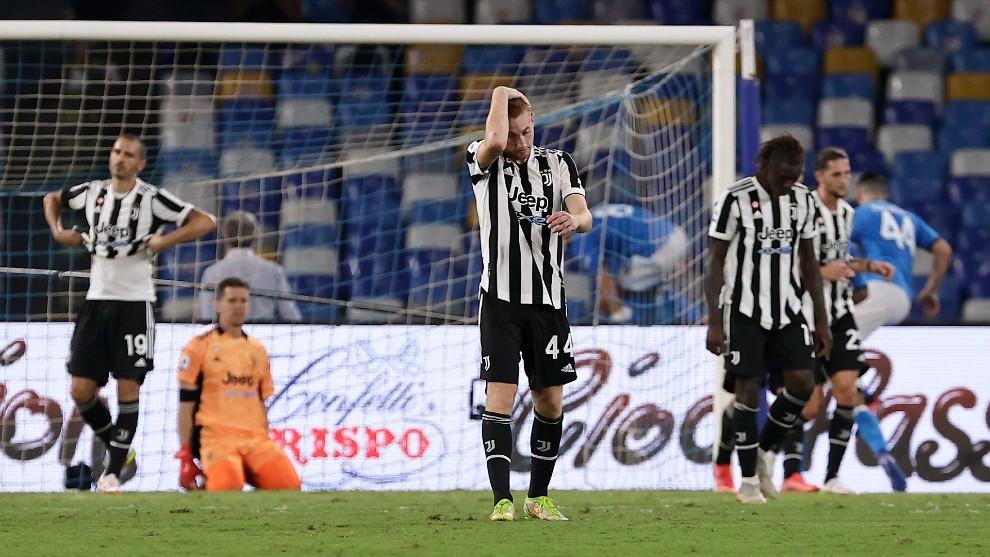 Juventus crisis