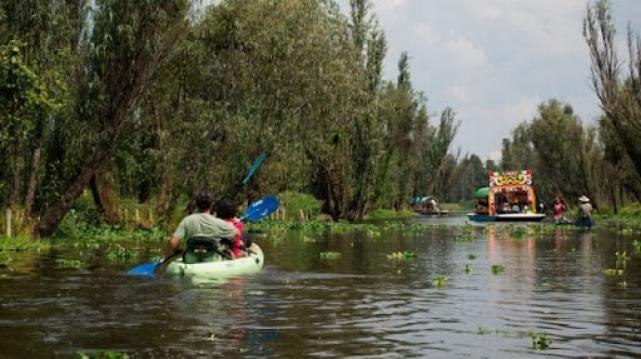 Kayak CDMX